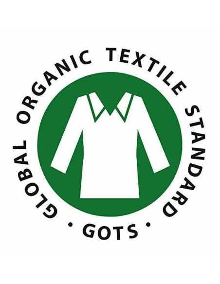 sabana algodon organico blanco