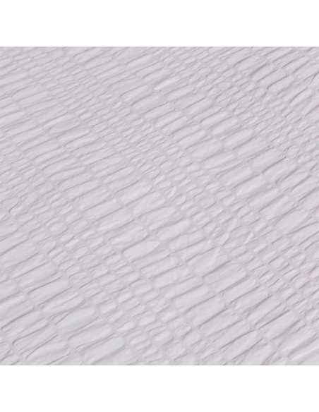detalle funda seersucker blanco