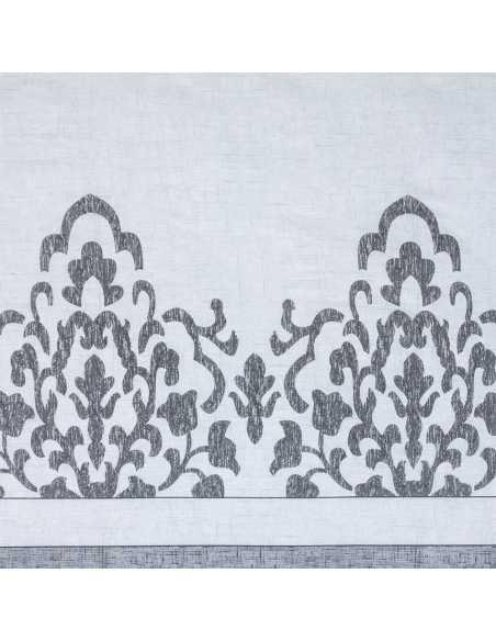 detalle funda nordica arabian gris