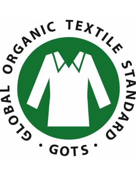 logotipo algodon organico