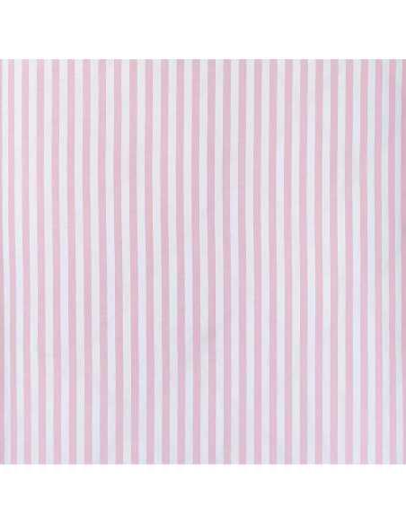 reves saco infantil rosa con estrellas blancas