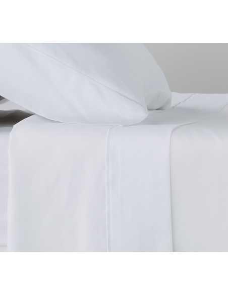 sabanas algodon egipcio blanco