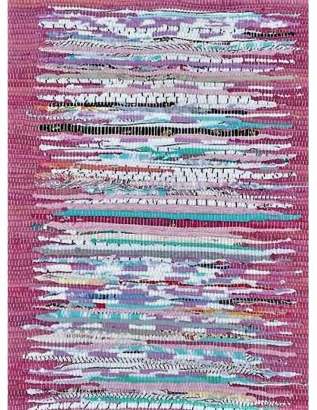 alfombra rectangular morado